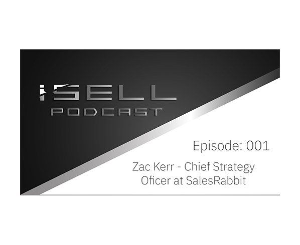 Zac Kerr – Chief Strategy Officer at SalesRabbit