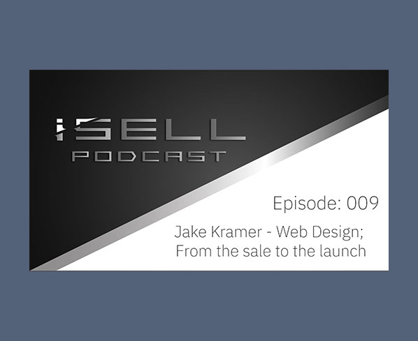 Jake Kramer – Web Design; From the sale to the launch